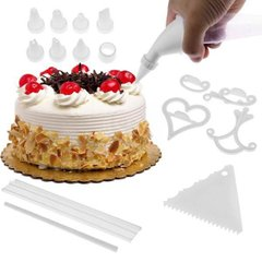 Набор для украшения тортов Supretto Cake Decorator 100 предметов (B017)